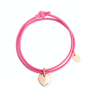 Cute Stretch Bracelet rose