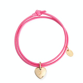 Cute Stretch Bracelet verguld