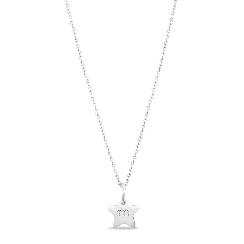 Starry Necklace zilver
