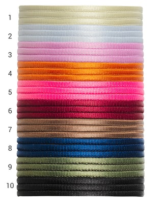 Stretch Armband Colors Nummers
