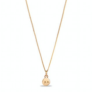 Tiny Necklace Goud